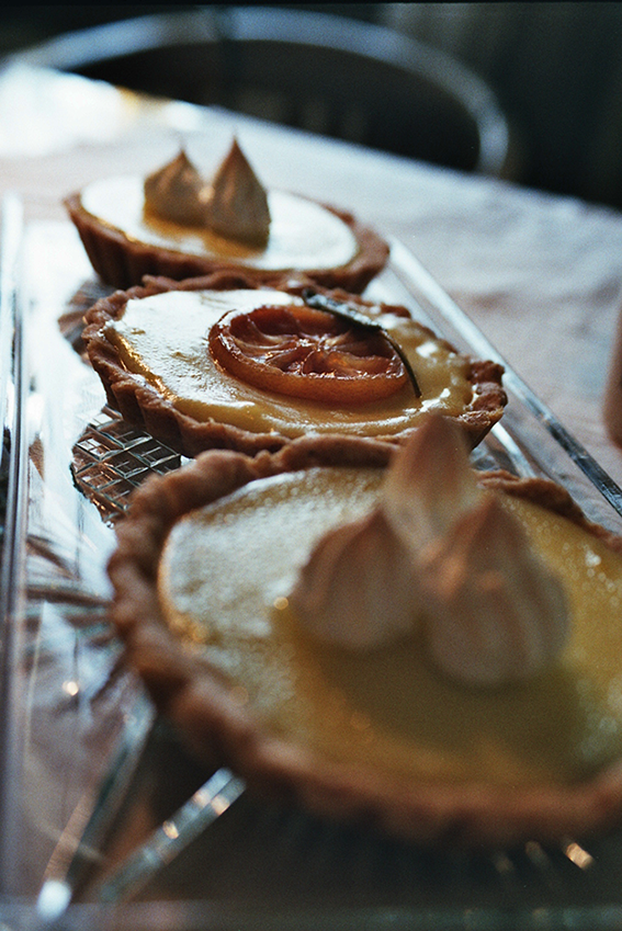 Tartelettes au citron // From Hand To Mouth