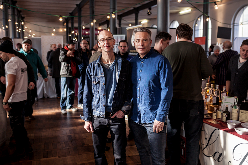 Dr. Thomas Kochan und Theo Ligthart